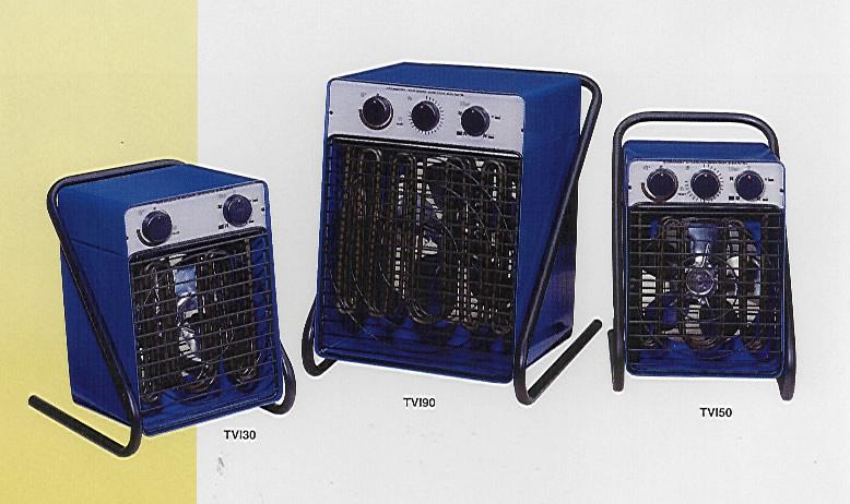 Idropulitrici, generatori aria calda, condizionatori, spazzatrici, aspiratori, gruppi ...